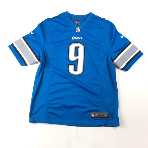 Top Nike Shirts | Detroit Lions Matthew Stafford Nfl Jersey | Poshmark  hot sale